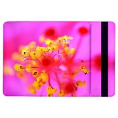 Bright Pink Hibiscus 2 iPad Air 2 Flip