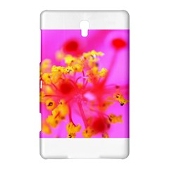 Bright Pink Hibiscus 2 Samsung Galaxy Tab S (8.4 ) Hardshell Case
