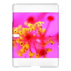 Bright Pink Hibiscus 2 Samsung Galaxy Tab S (10.5 ) Hardshell Case