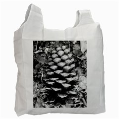Pinecone Spiral Recycle Bag (two Side)
