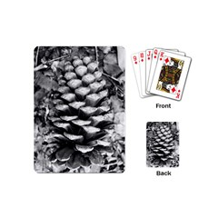 Pinecone Spiral Playing Cards (mini)