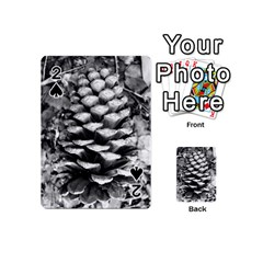 Pinecone Spiral Playing Cards 54 (Mini)