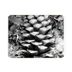Pinecone Spiral Double Sided Flano Blanket (Mini)
