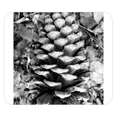 Pinecone Spiral Double Sided Flano Blanket (Small)