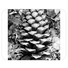 Pinecone Spiral Double Sided Flano Blanket (medium)