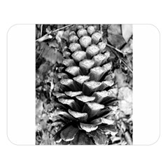 Pinecone Spiral Double Sided Flano Blanket (Large)
