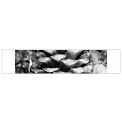 Pinecone Spiral Flano Scarf (Small)