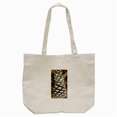 Pincone Spiral #2 Tote Bag (Cream)