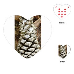 Pincone Spiral #2 Playing Cards (heart)