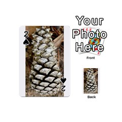 Pincone Spiral #2 Playing Cards 54 (Mini)