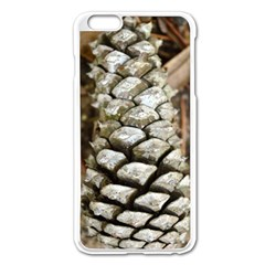 Pincone Spiral #2 Apple iPhone 6 Plus Enamel White Case