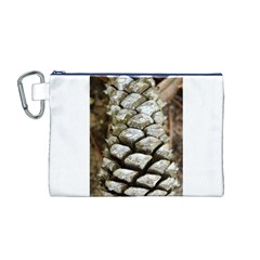 Pincone Spiral #2 Canvas Cosmetic Bag (M)