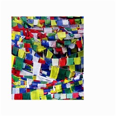 Tibetan Buddhist Prayer Flags Small Garden Flag (two Sides)