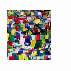 Tibetan Buddhist Prayer Flags Large Garden Flag (two Sides)