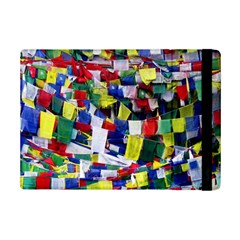 Tibetan Buddhist Prayer Flags iPad Mini 2 Flip Cases