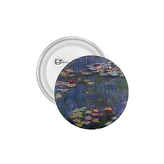 Claude Monet   Water Lilies 1 75  Buttons