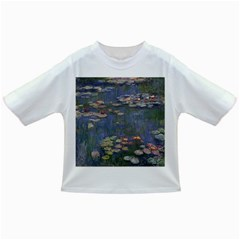 Claude Monet   Water Lilies Infant/Toddler T-Shirts