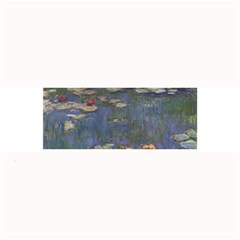 Claude Monet   Water Lilies Large Bar Mats