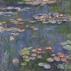 Claude Monet   Water Lilies Magic Photo Cubes