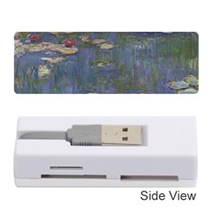 Claude Monet   Water Lilies Memory Card Reader (Stick)