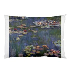 Claude Monet   Water Lilies Pillow Cases (two Sides)