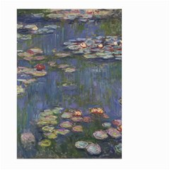 Claude Monet   Water Lilies Large Garden Flag (Two Sides)