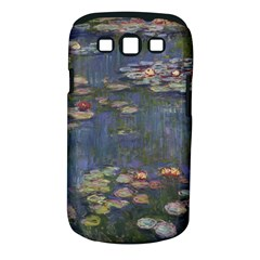Claude Monet   Water Lilies Samsung Galaxy S Iii Classic Hardshell Case (pc+silicone)