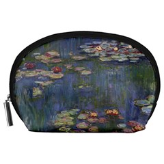 Claude Monet   Water Lilies Accessory Pouches (large)
