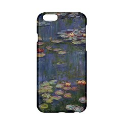 Claude Monet   Water Lilies Apple iPhone 6 Hardshell Case