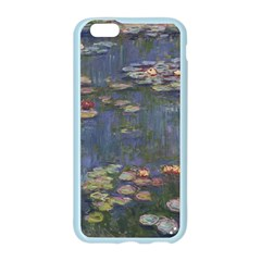 Claude Monet   Water Lilies Apple Seamless iPhone 6 Case (Color)