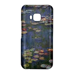 Claude Monet   Water Lilies HTC One M9 Hardshell Case