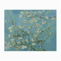 Almond Blossom Tree Small Glasses Cloth (2 Side)
