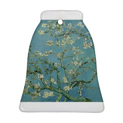 Almond Blossom Tree Bell Ornament (2 Sides)
