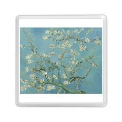Almond Blossom Tree Memory Card Reader (square)