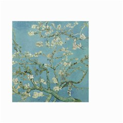 Almond Blossom Tree Small Garden Flag (Two Sides)