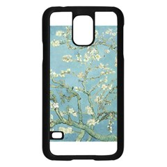 Almond Blossom Tree Samsung Galaxy S5 Case (Black)