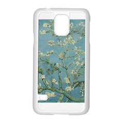 Almond Blossom Tree Samsung Galaxy S5 Case (White)