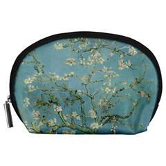 Almond Blossom Tree Accessory Pouches (large)