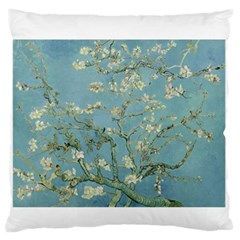 Almond Blossom Tree Standard Flano Cushion Cases (One Side)
