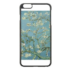 Almond Blossom Tree Apple Iphone 6 Plus Black Enamel Case