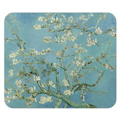 Almond Blossom Tree Double Sided Flano Blanket (Small)