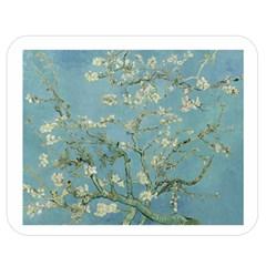 Almond Blossom Tree Double Sided Flano Blanket (Medium)