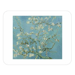 Almond Blossom Tree Double Sided Flano Blanket (Large)