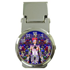 Robot Butterfly Money Clip Watches