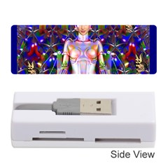 Robot Butterfly Memory Card Reader (Stick)