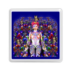 Robot Butterfly Memory Card Reader (square)