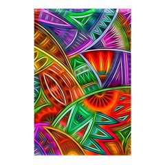 Happy Tribe Shower Curtain 48  X 72  (small)