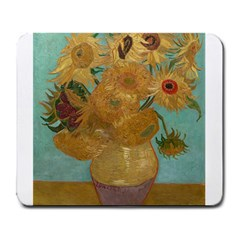 Vincent Willem Van Gogh, Dutch   Sunflowers   Google Art Project Large Mousepads