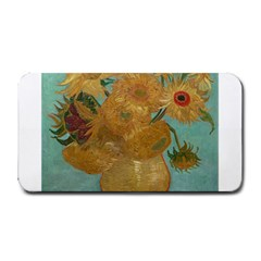 Vincent Willem Van Gogh, Dutch   Sunflowers   Google Art Project Medium Bar Mats