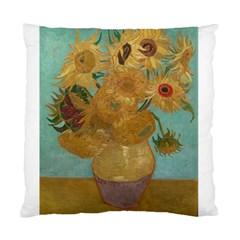 Vincent Willem Van Gogh, Dutch   Sunflowers   Google Art Project Standard Cushion Cases (two Sides)
